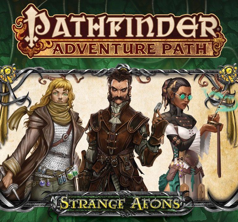 strange aeons pathfinder