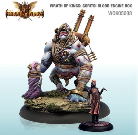 Wrath of Kings Goritsi Blood Engine