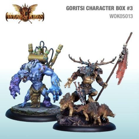 Wrath of Kings Goritsi Gorbal Kozakar