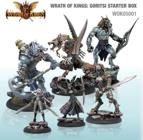 Wrath of Kings Goritsi starter