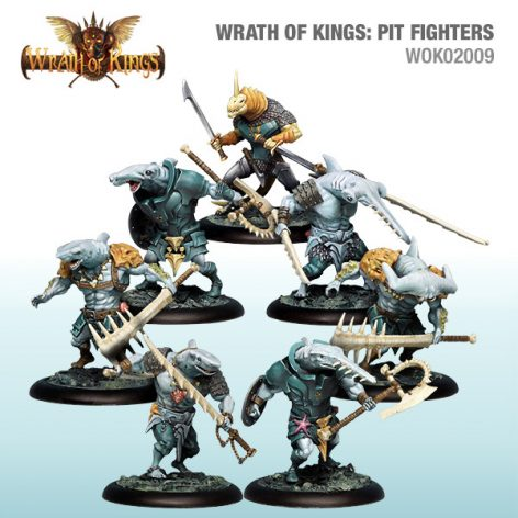 Wrath of Kings Hadross Pit Fighters