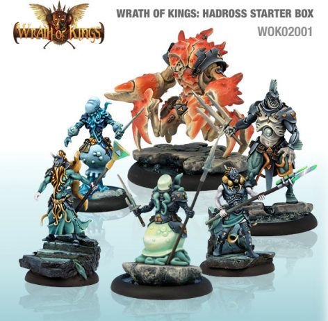 Wrath of Kings Hadross starter