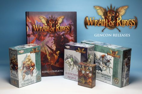 Wrath of Kings Rising Conflicts Releases