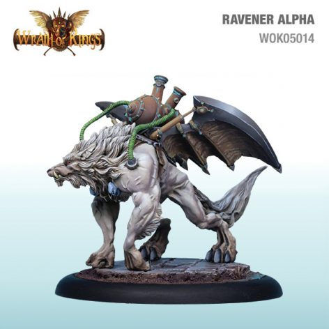 Wrath of Kings goritsi ravener alpha