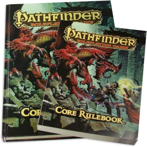 pathfinder mini core