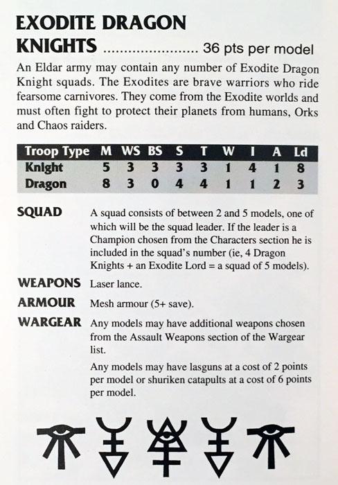 exodite-rules
