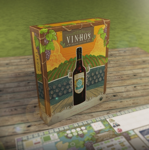 Vines box art