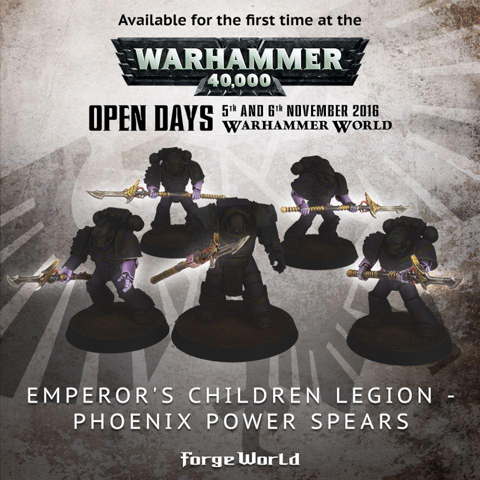 emperor's children phoenix power spears