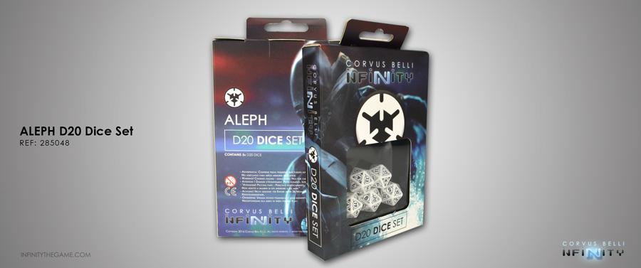 ALEPH Dice Infinity