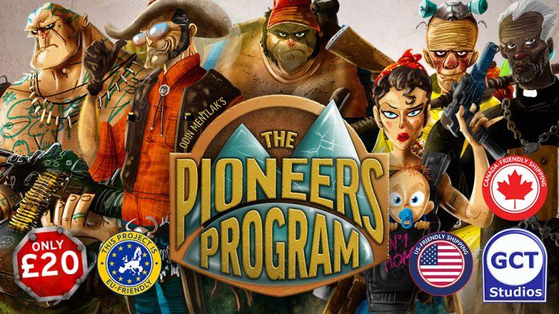 pioneer program gct