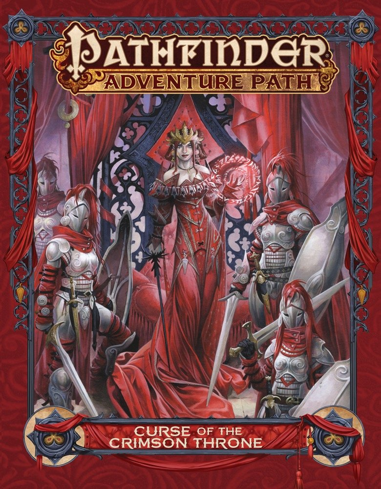 Pathfinder: Curse of the Crimson Throne Player's Guide
