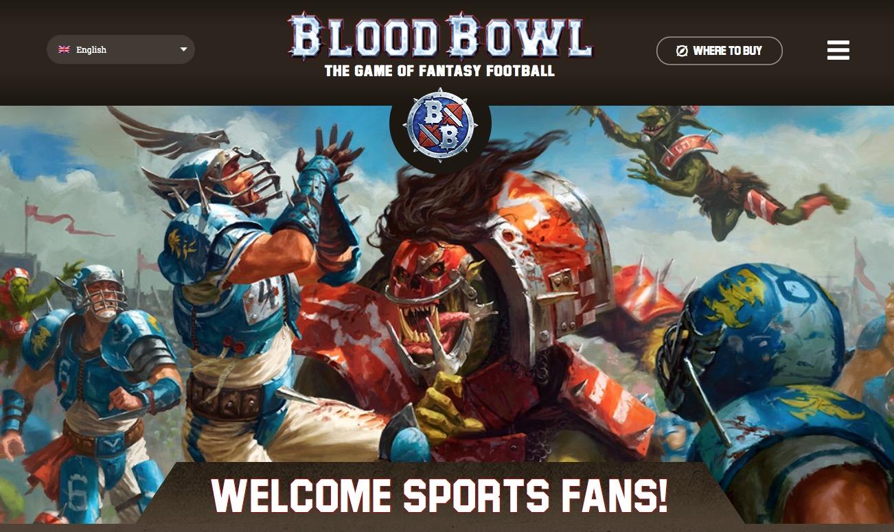 bloodbowl-webpage
