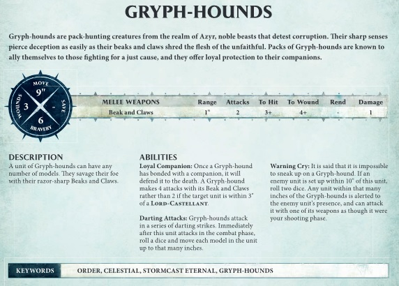 gryph-hound-rules