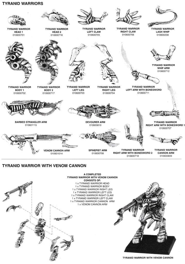 tyranid-93-warrior
