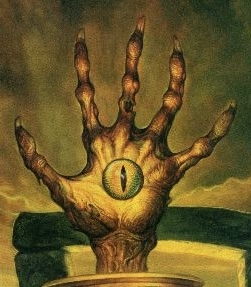 hand and eye of vecna dungeons and dragons