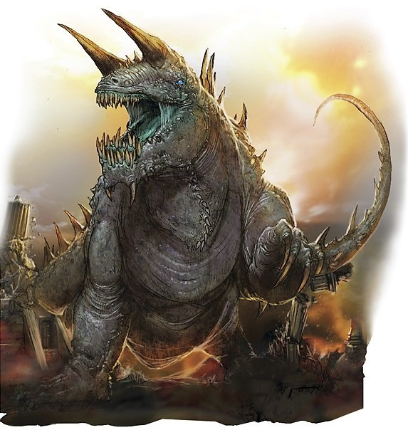 tarrasque 4th edition dungeons and dragons