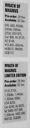wrath-of-magnus-pricing