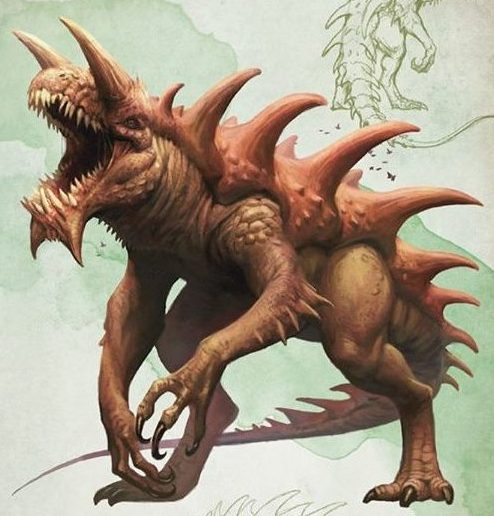 tarrasque 5th edition dungeons dragons