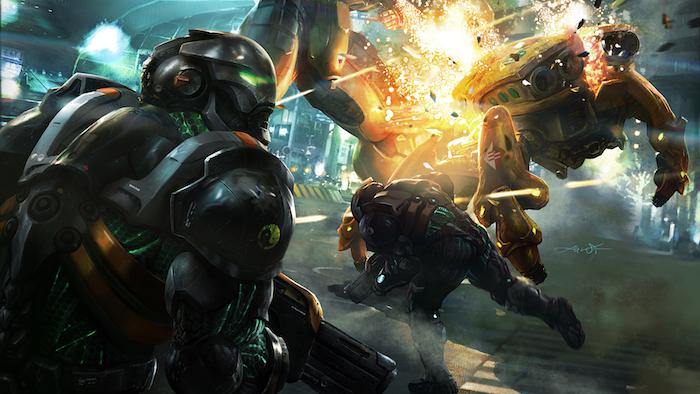 RPG: Cyborgs, Katanas, Exploding Koalas - Infinity is Here - Bell of