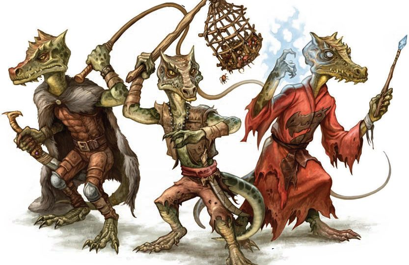 3rd edition kobolds dungeons dragons