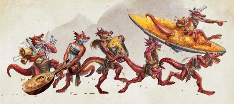 Kobolds kobolds kobolds kobolds dungeons dragons