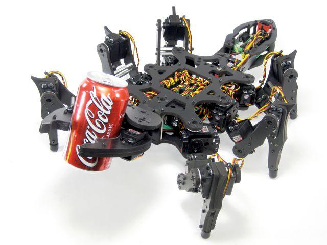 lynxmotion a-pod robot