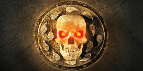 baldurs gate logo dungeons dragons