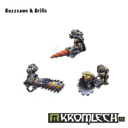 buzzsaws-drills