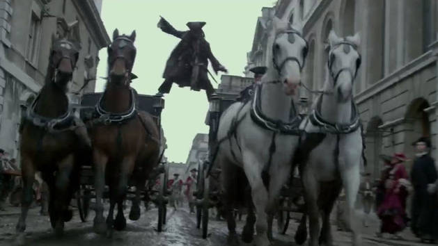 carriage-chase