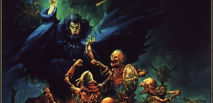 dungeons dragons evil undead
