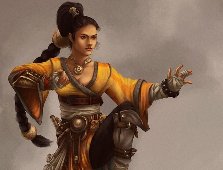 D&D: Making a Monk - Martial Mobility and Might - Bell of