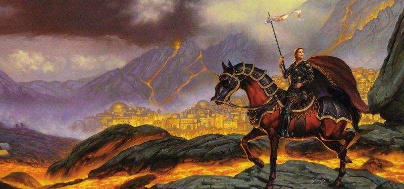 dragons of the fallen sun