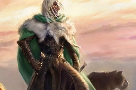 drizzt dungeons dragons