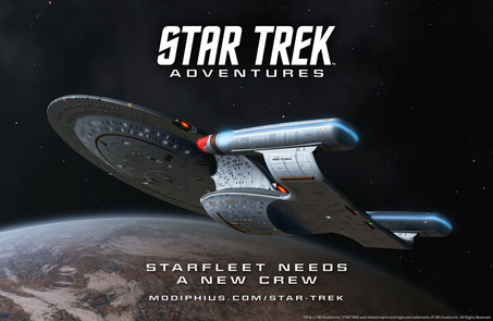tng star trek adventures