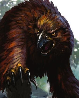 4th edition owlbear