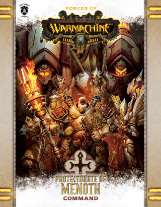 Bell of Lost Souls Warmachine Command Books Menoth