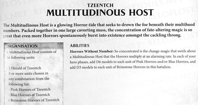 DOT-multitudinous-host