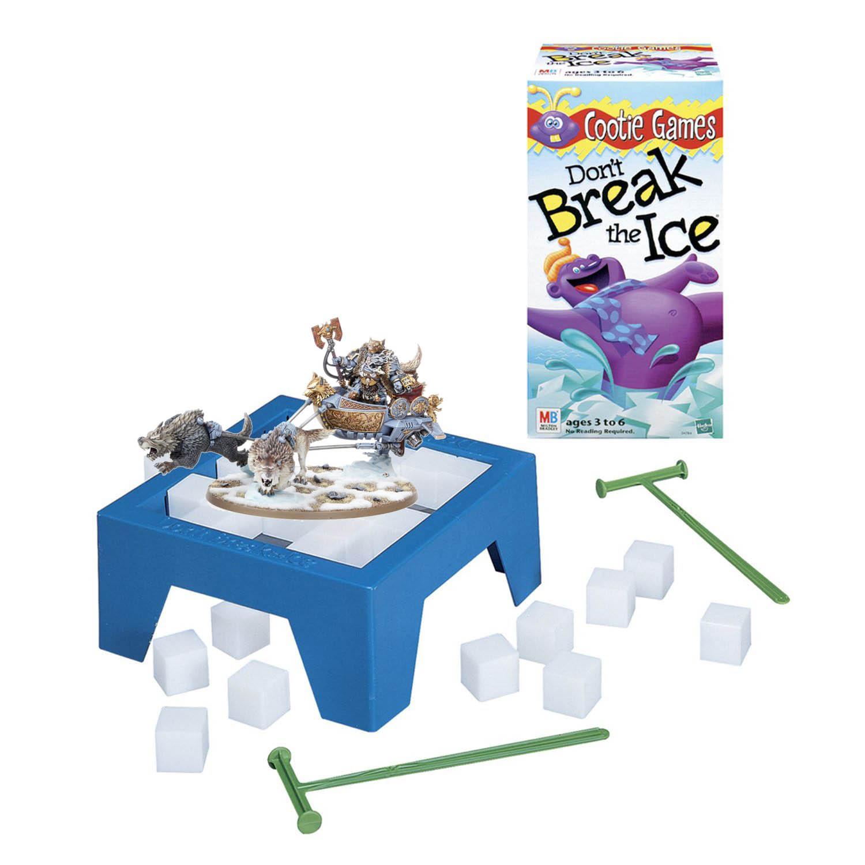 Don't break the ice Fenris