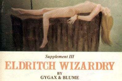 eldritch-wizardry