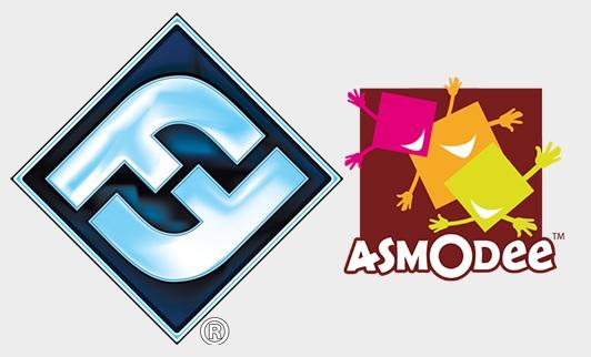 FFG Asmodee logo