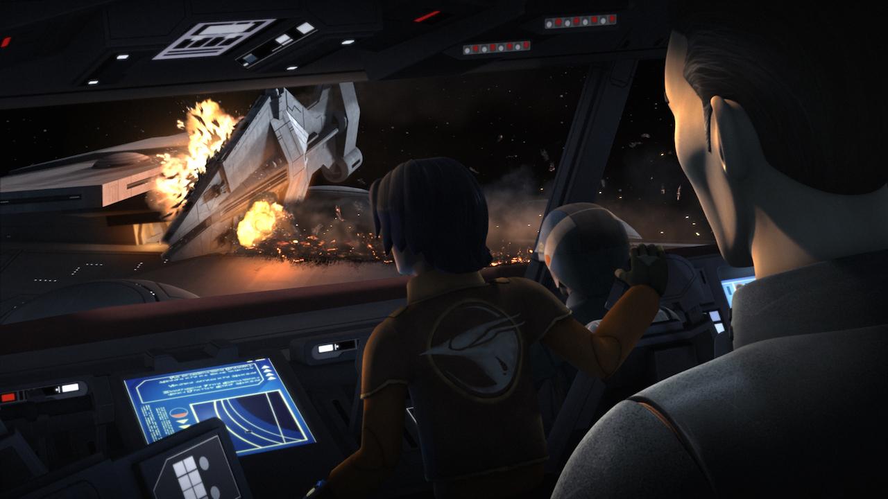Imperial_cruiser_crashes_into_the_Interdictor