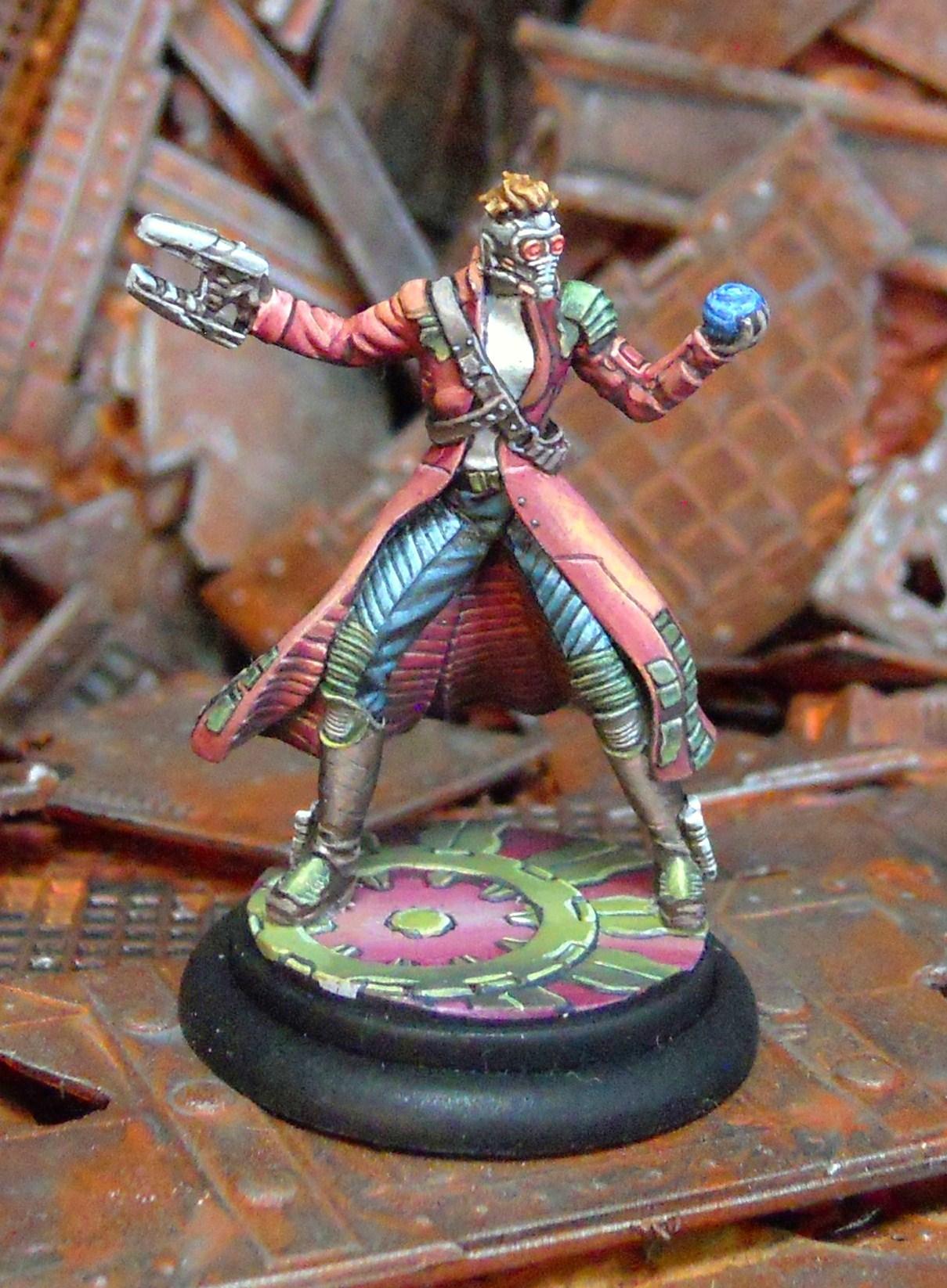 Knight Models Marvel Starlord 000