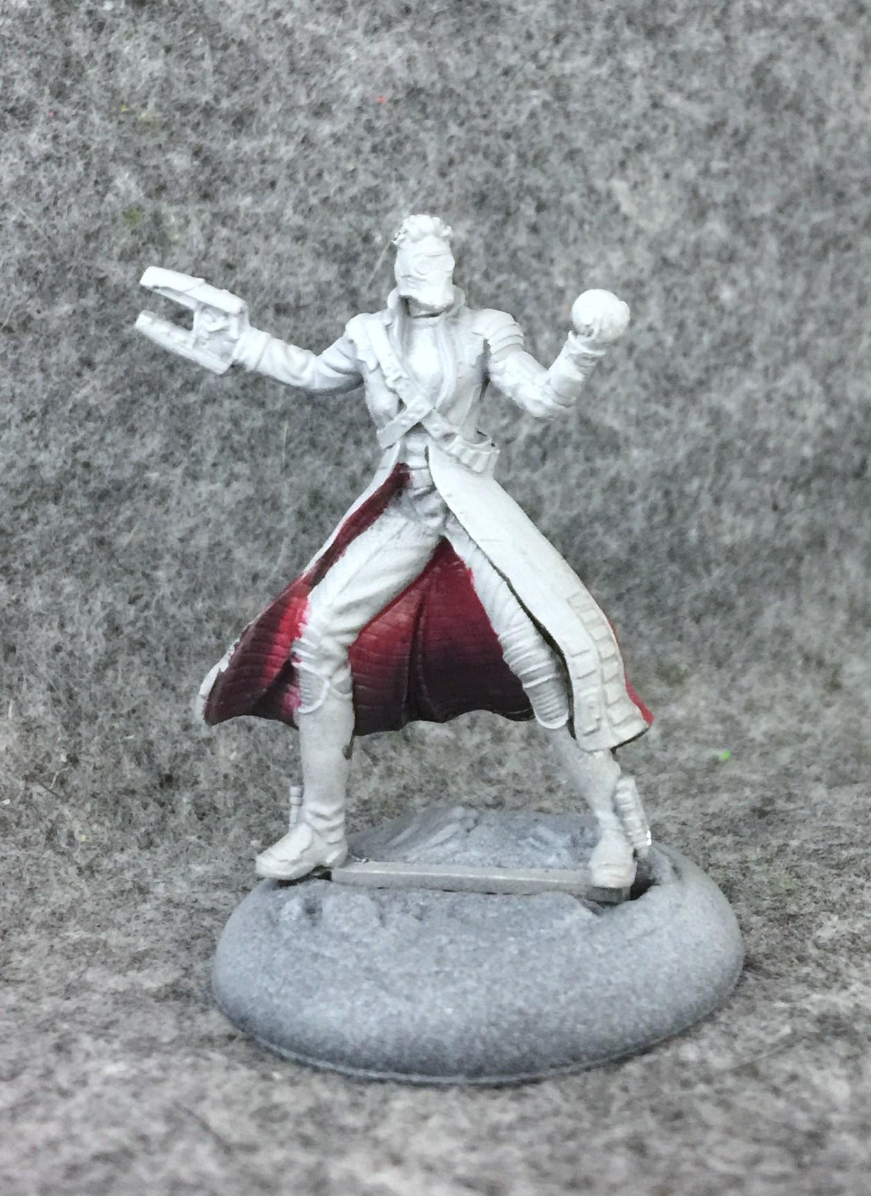Knight Models Marvel Starlord 002