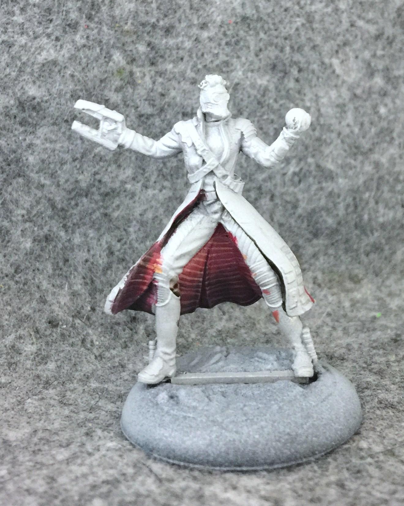 Knight Models Marvel Starlord 003