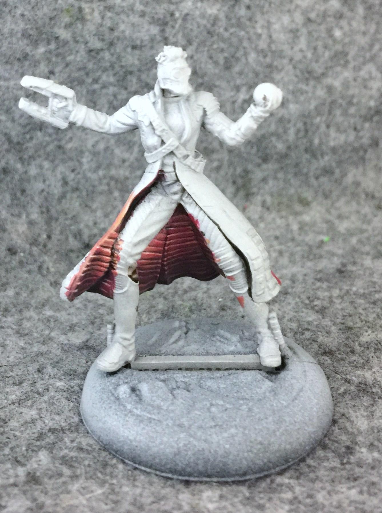 Knight Models Marvel Starlord 005