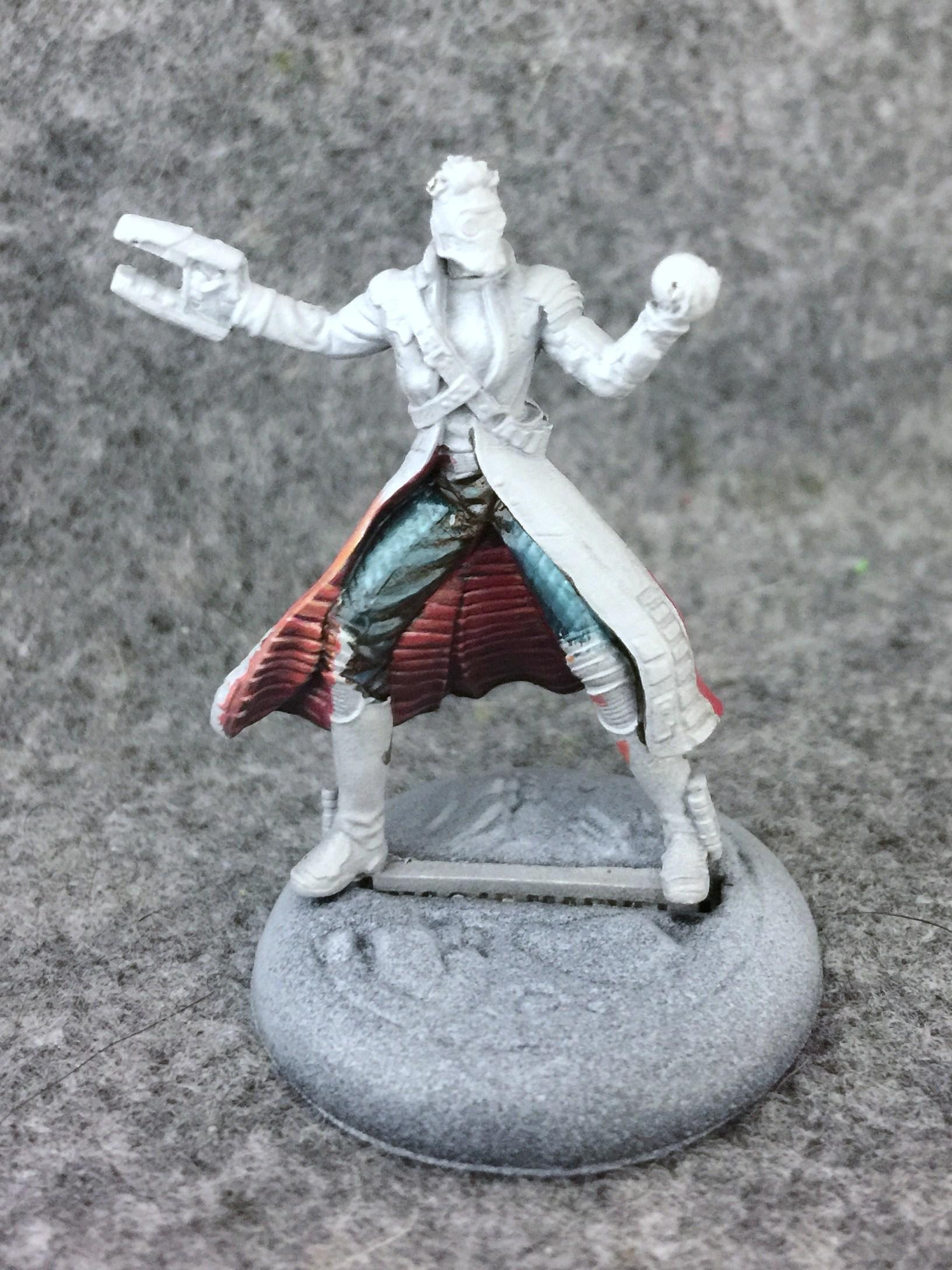 Knight Models Marvel Starlord 006