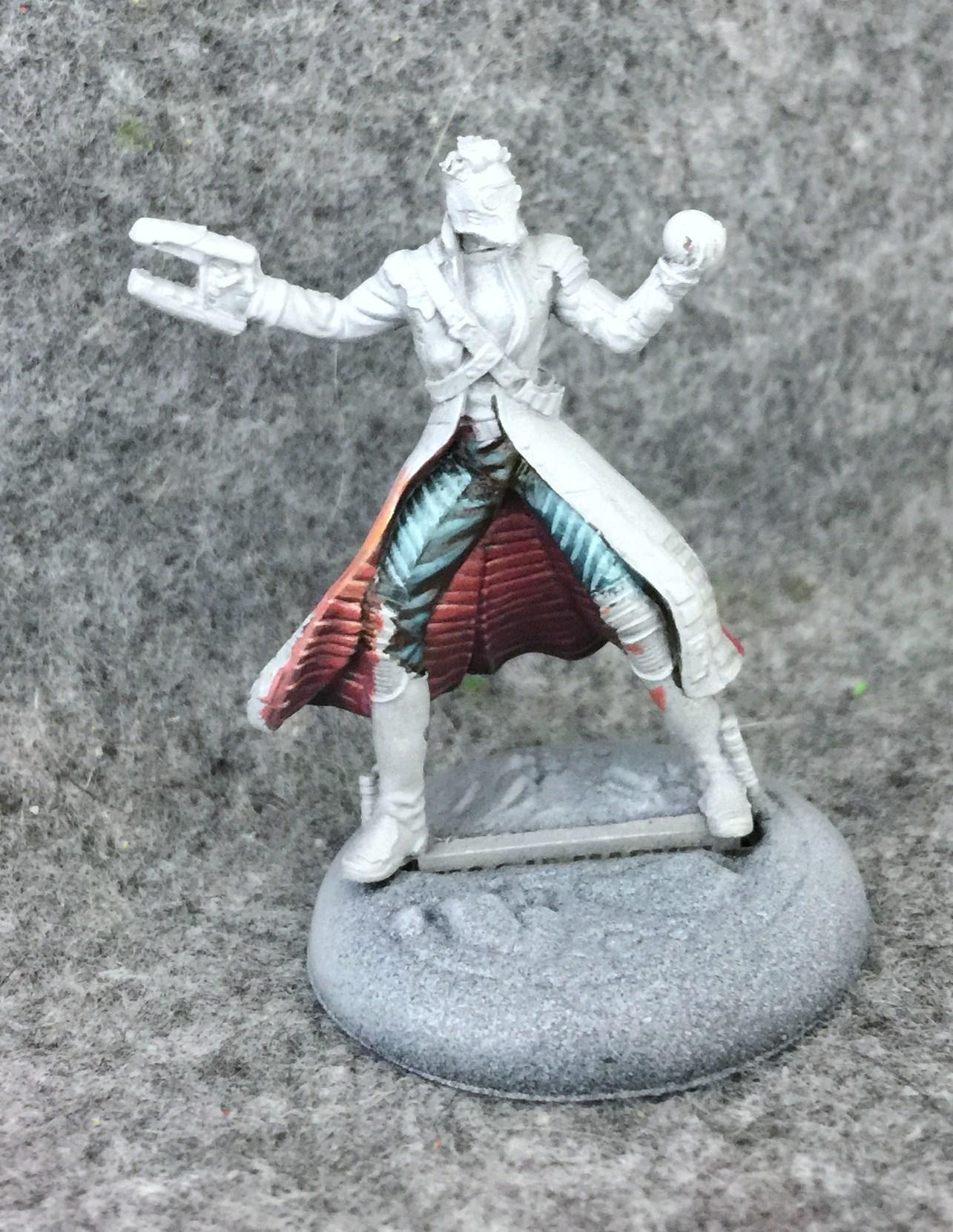 Knight Models Marvel Starlord 007
