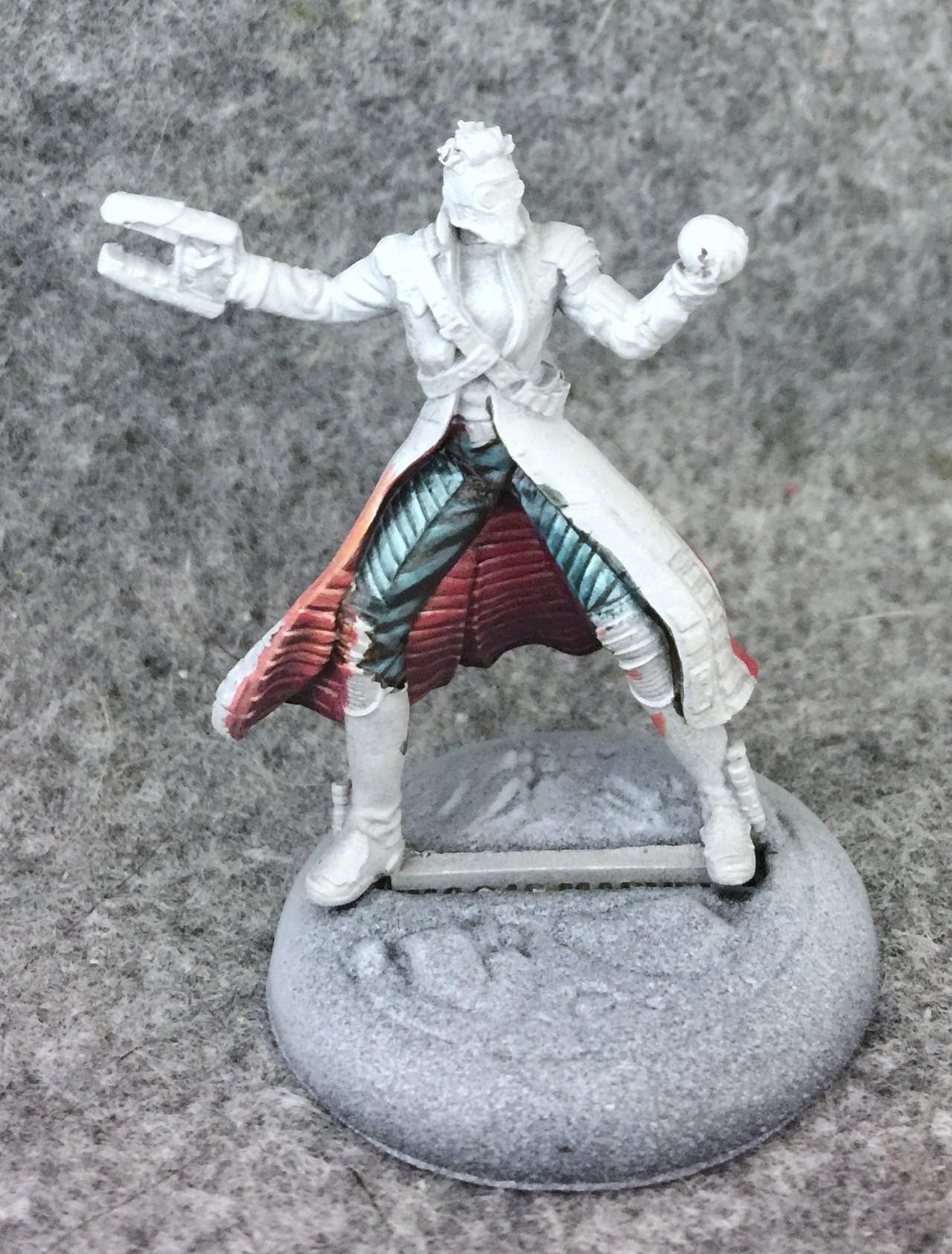 Knight Models Marvel Starlord 008