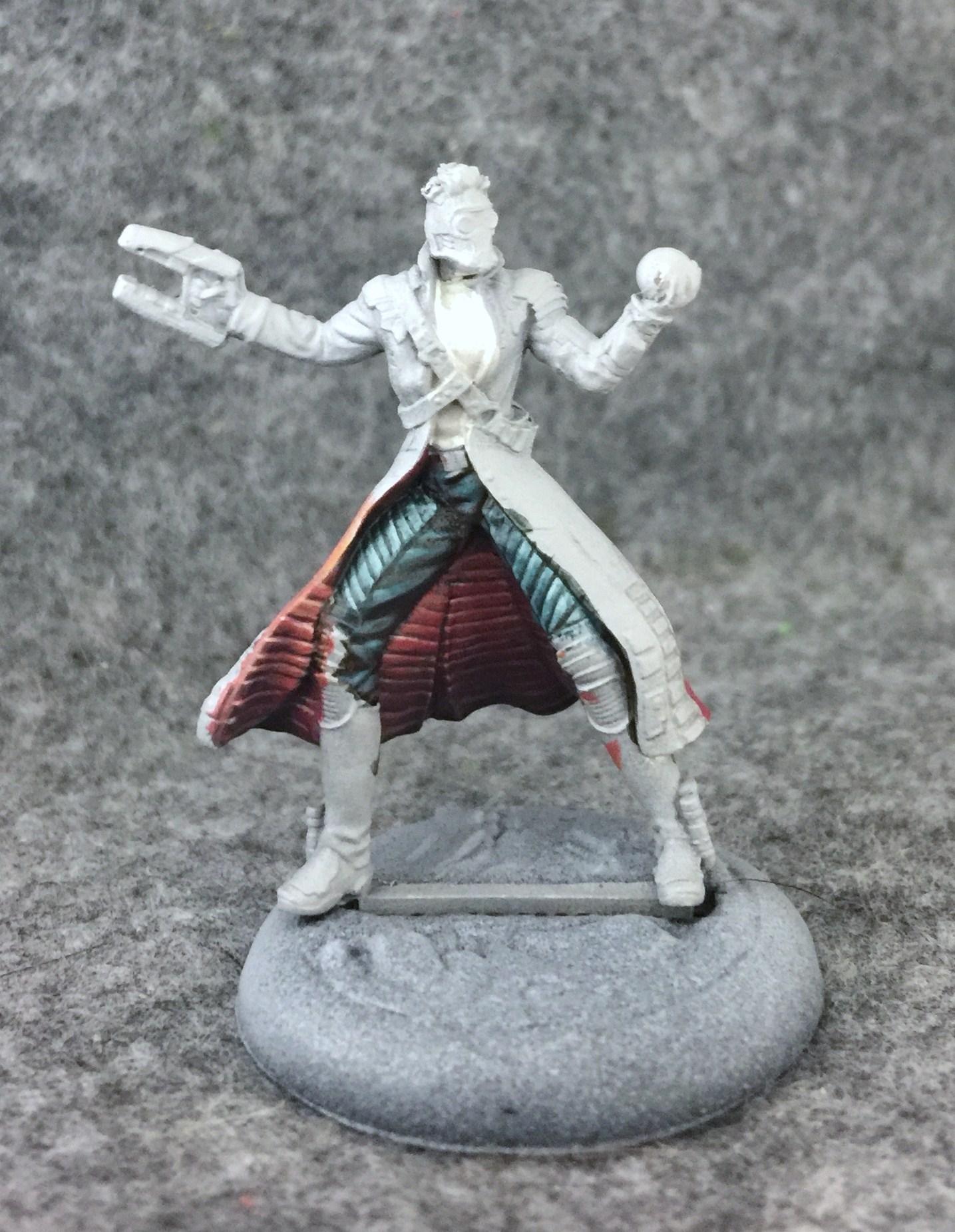 Knight Models Marvel Starlord 009