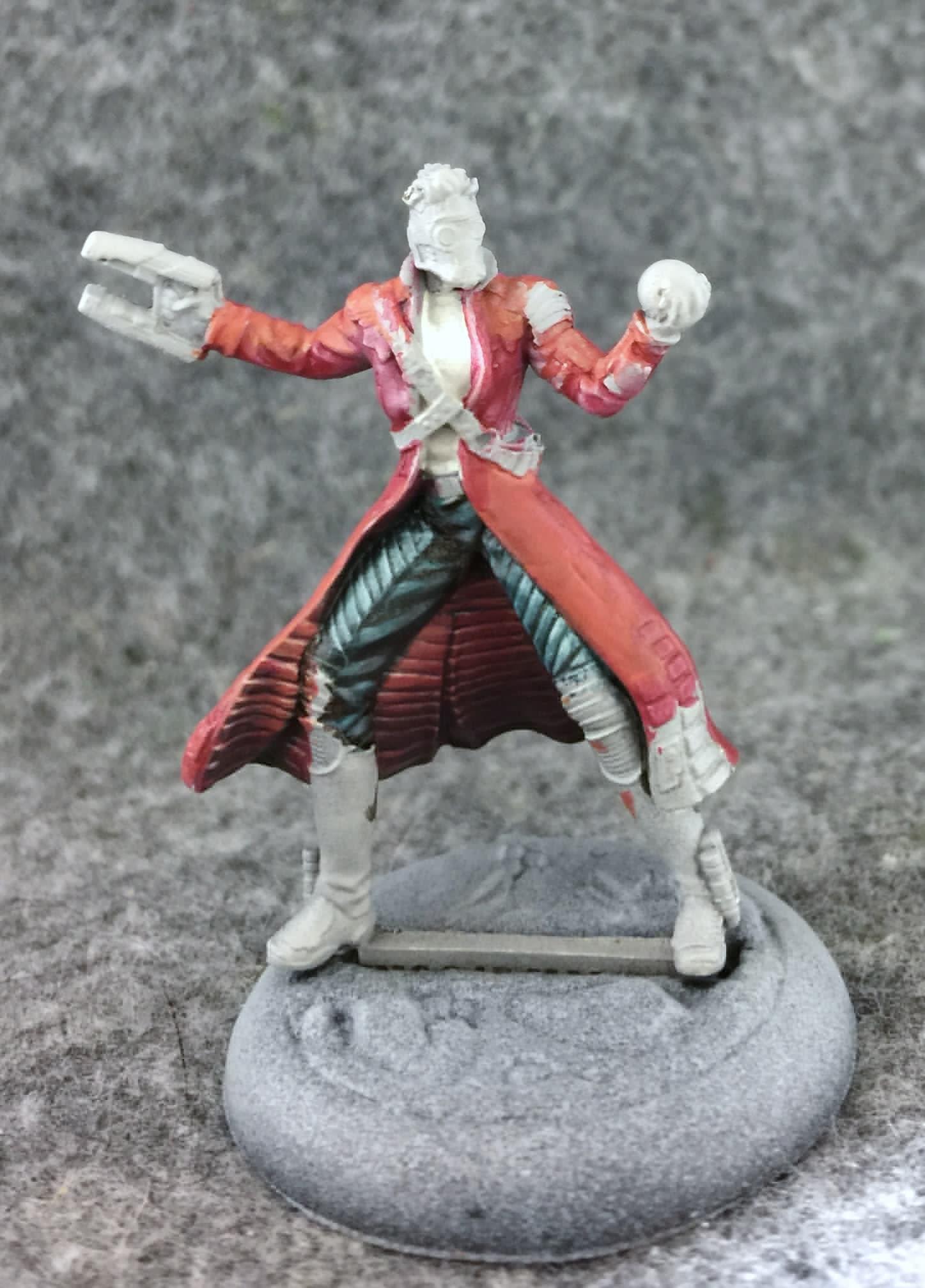 Knight Models Marvel Starlord 010